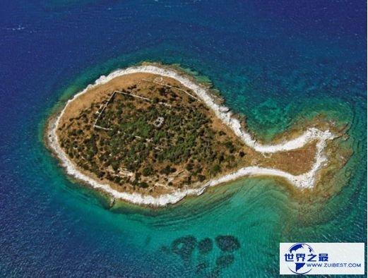 6.克罗埃西亚鱼岛