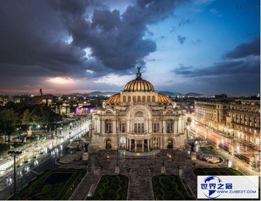 9.墨西哥城