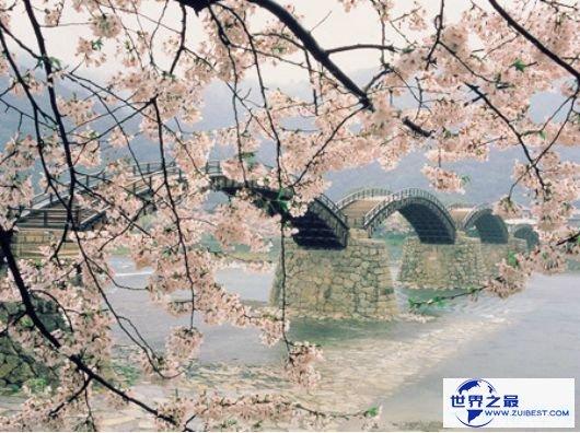 9.日本 锦带桥
