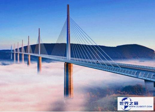 2.法国 米洛大桥