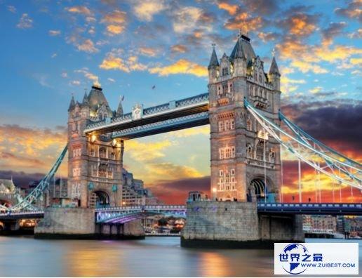 3.英国 伦敦塔桥