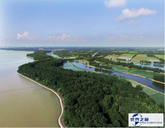 4.洪泽湖