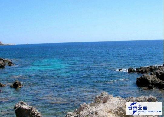 5.世界上最大的淡水湖:里海