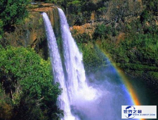 雅鲁藏布大峡谷悬疑四:彩虹瀑布的奥秘变迁