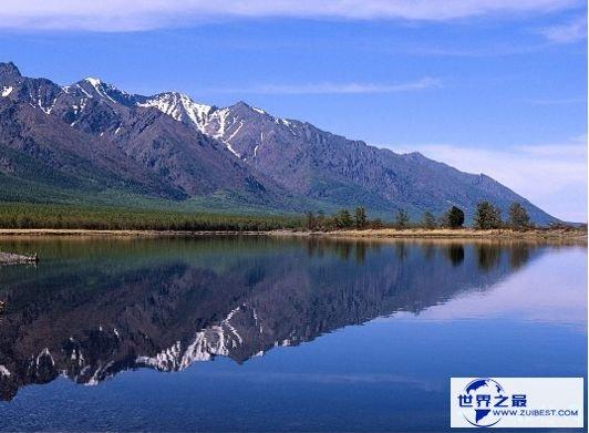 世界上最深的湖泊 贝加尔湖最大深度达1637米