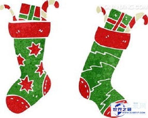 【图】圣诞袜,你知道怎样来的吗