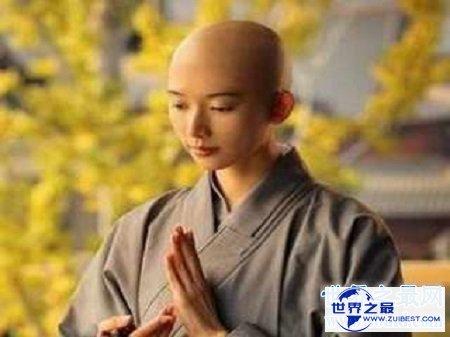 【图】佛教界的比丘尼——尼姑 快来了解一下吧