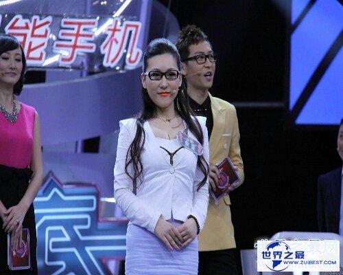【图】一位因非诚勿扰闻名的女明星——俞夏