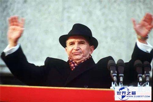 【图】齐奥塞斯库总统生涯的贡献 最终多个罪名被枪决