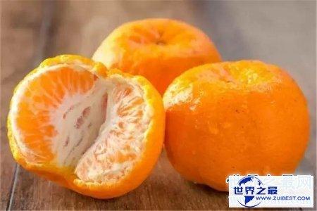 【图】芦柑是一种营养价值非常高的水果 对人体有着极