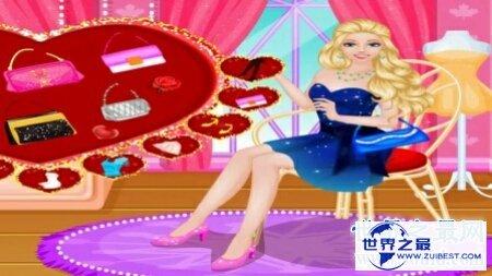 【图】芭比娃娃动画片是许多女孩子最青睐的动画片了