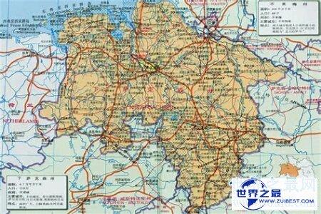 【图】每个国家都有属于他们本人地图 那么德国地图是