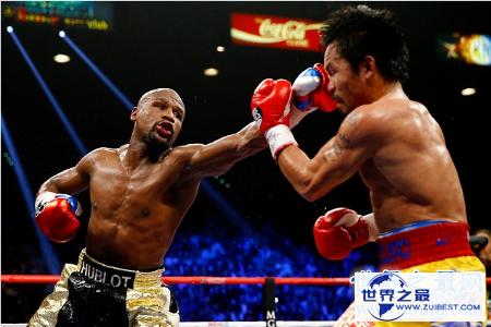 【图】曼尼·帕奎奥 来自菲律宾的世界拳王 受人敬佩
