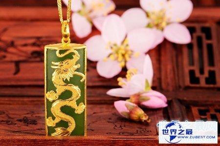【图】金镶玉 起源于奖牌设计 寓意金玉良缘