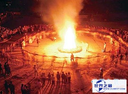 【图】很多人都不知道火把节是哪个民族的节日它的由