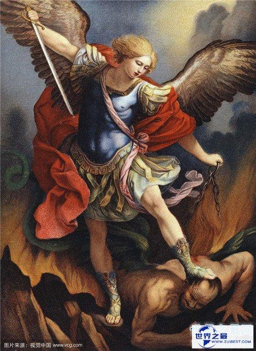 【图】米迦勒是什么天使 一个打败了大魔王撒旦的天使
