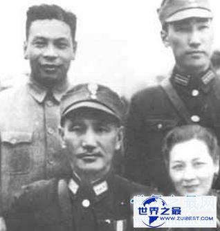 【图】 国民党无奈替代四大家族 一同来看看蒋宋孔陈
