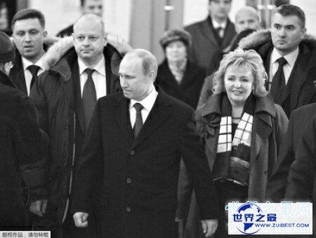 【图】柳德米拉是普京的前妻 长得十分难看
