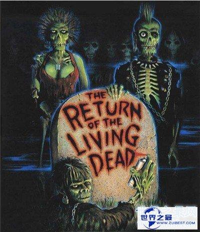 【图】活死人系列电影有哪些 生化危机成为最经典活死