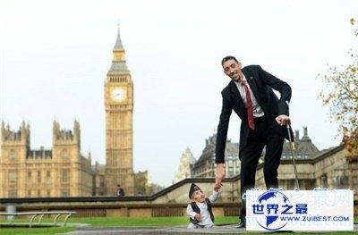 【图】世界上最矮的人 清点世界上的袖珍人