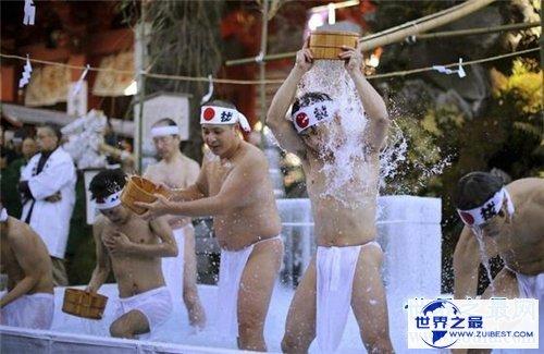 【图】光屁股竟然是日本一个节日 光屁股节习俗引见