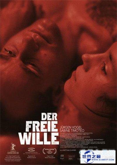 【图】欧美情爱电影有哪些 自由看法成为2006年最有争议