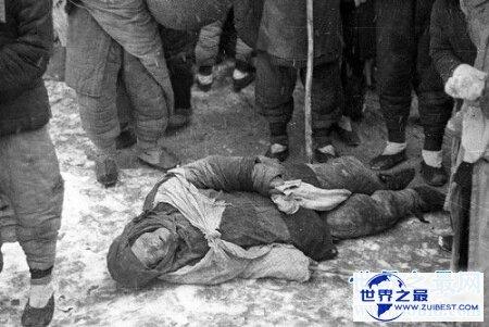 【图】河南大饥馑当时到底死了多少人 看起来真的很悲