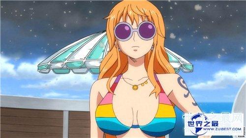 【图】海贼王娜美可谓经典人物 整部漫画中最美的角色