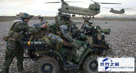 【图】战役力强大的世界十大特种部队分别是哪些国家