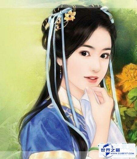 【图】都知道我国现代有四大美女但其实还有中国十大