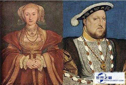 【图】亨利八世的恋情史传遍英国 而她居然是他终身最