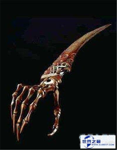 【图】世界上最诡异的十把刀有哪些 干将莫邪剑故事凄