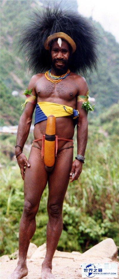 【图】寰球特殊生殖器引见 非洲某部落男性具备大象般