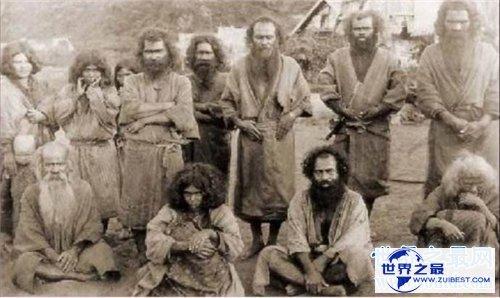 【图】虾夷人的历史由来 曾传出虾夷人吃女性的心脏