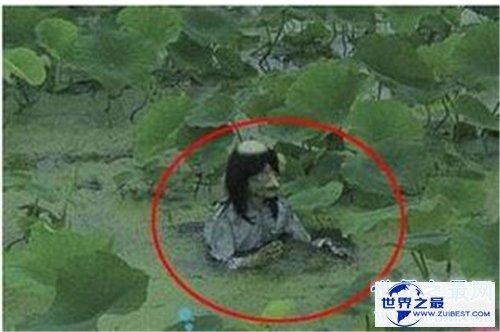 【图】水猴子水鬼图片引见 用哭声引人吸食人血