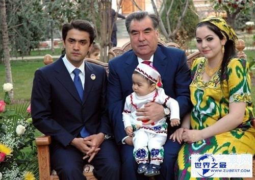 【图】塔吉克斯坦盛产什么特产 一个可能一夫多妻的国