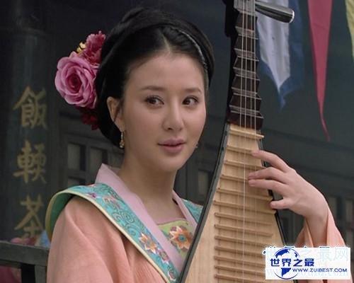 【图】阎婆惜扮演者都有谁 新版水浒传由熊乃瑾出演