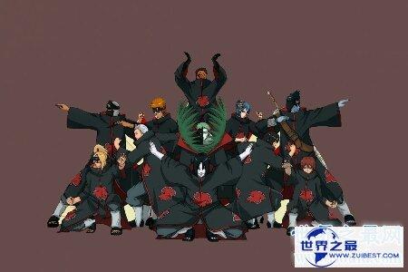 【图】火影忍者是一部十分受欢迎的动画片 火影忍者精