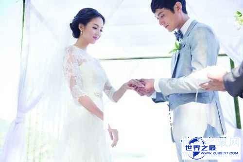 【图】张梓琳老公聂伟材料引见 两人教训3年爱情成婚