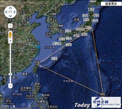 【日本龙三角】魔鬼海域日本龙三角 奥秘的失踪事情背后有怎么的秘密?