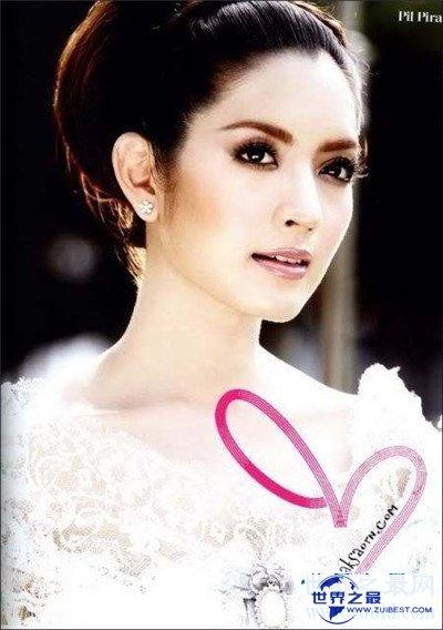 【图】aff可谓泰国公认女神 长相出众现在已结婚生子