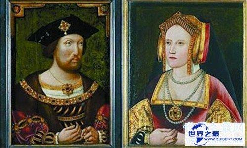 【图】亨利八世的六个妻子分别是谁 亨利八世要求和她