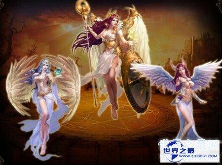 【图】具体了解一下代表着周一到周天的七大天使