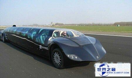 【图】有许多世界之最比如你知道世界上最快的车吗