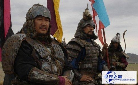《成吉思汗的意愿》剧照