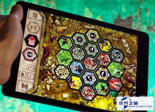 【图】ipad游戏引荐大全 各种类型既不占内存又好玩