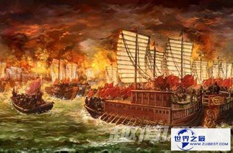 三国悬案:赤壁之战竟然是虚拟事情?