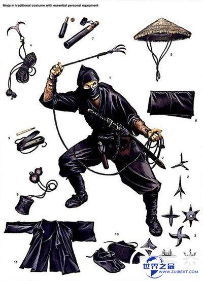 刺客聂隐娘是日本忍者的原型?聂隐娘原型是谁