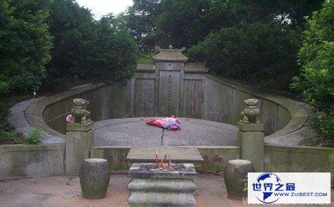 左宗棠墓地