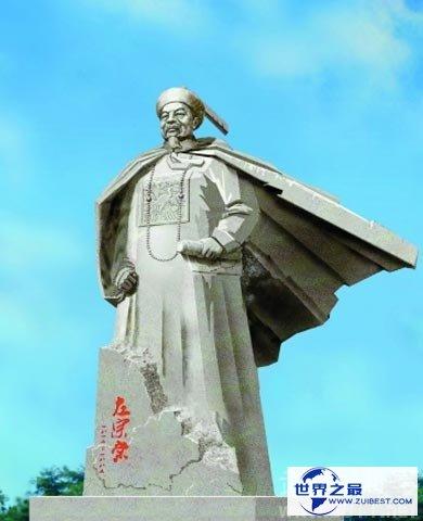 清朝大臣左宗棠是怎样死的 左宗棠墓地在哪里